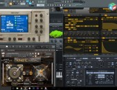 VTS, VSTi plugins, плагины Waves, Nexus 2, izotope Nectar 3, Soundtoys 5