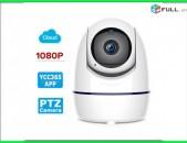 Անվտանգության Տեսախցիկներ Անլար wif camera i Full HD Камера видеонаблюдения беспроводная ночного 5v