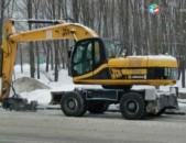 Hyundai cat jcb eqskavator patverov, howo, kamaz, samasval patverov. էքսկավատոր պատվերով