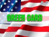 GREEN CARD Գրին քարտի խաղարկություն