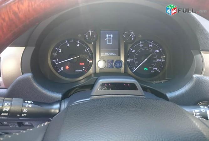 Lexus GX 460, 2011 թ.