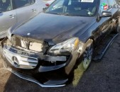 Mercedes E350, 2016 թ.