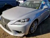 Lexus IS250 Silver, 2015 թ.
