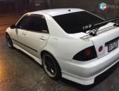 Toyota Altezza, 2000 թ.