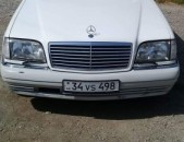 Mercedes-Benz S600 Long (w140) , 1995թ.