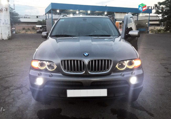 BMW X5, E53 Restyling FULL, 4.4i, 2006 թ.