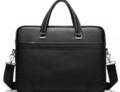 Բնական կաշվե պայուսակ handbag briefcase