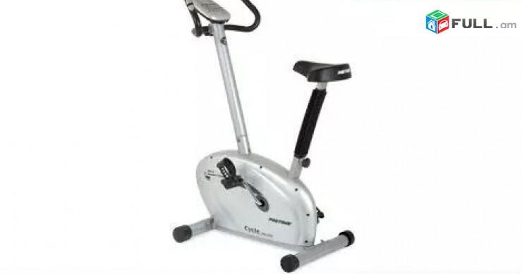Proteus upright exercise bike / велотренажер протеус /