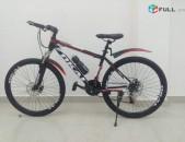 Dkal 2019 red, hecaniv, hechaniv, nor hecaniv, հեծանիվ, հեծանիվներ