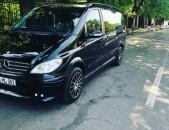 Mercedes Benz Sprinter, Viano, Rent a Car, Avtovarcuyt, Prokat, Прокат Автомобилей Ավտովարձույթ