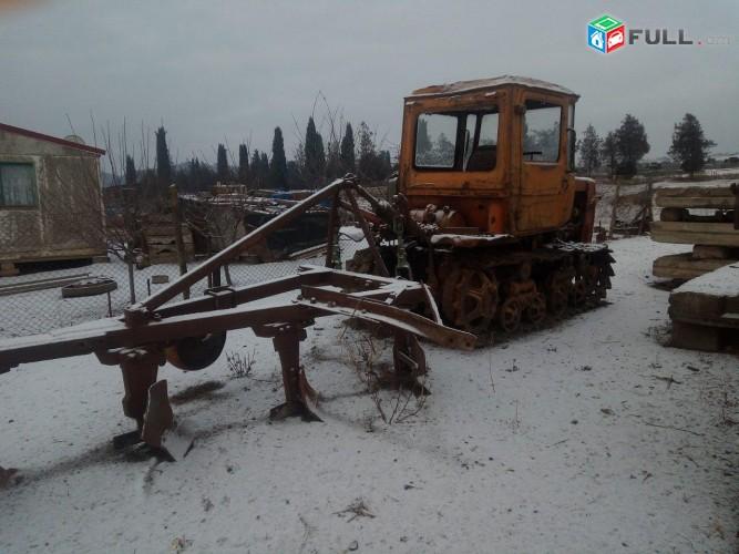 DT-75 traktor