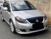 Suzuki SX4, 2008 թ.