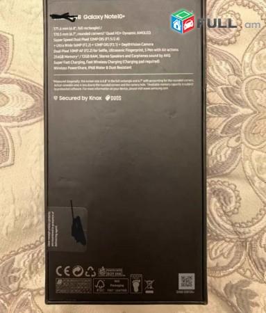 Samsung galaxy note 10 plus + 256gb