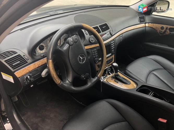 Mercedes-Benz -     E 350 , 2008թ.