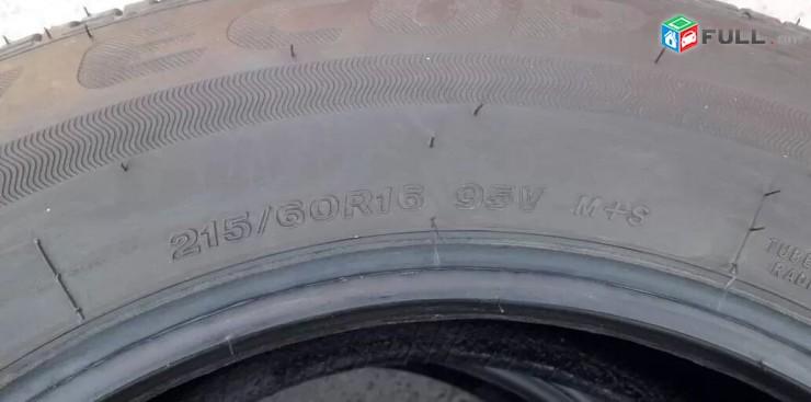 215 / 60 R16 Bridgestone 4 hat 99%