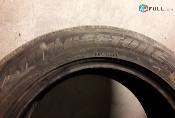 255 / 55R18 Bridgestone 4 hat 70%