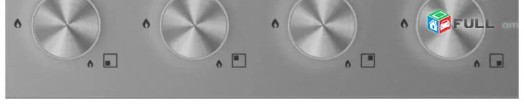 CANDY CHG6BF4WPXմոդելի ներկառուցվող գազօջախ աննախադեպ ցածր գնով KOD LM-234