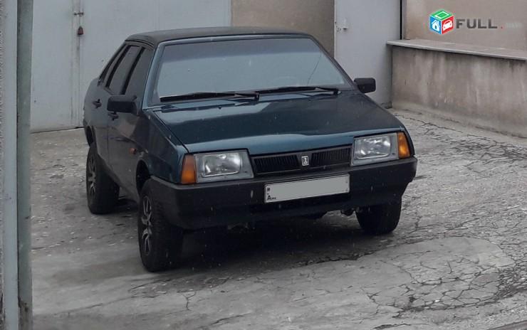 VAZ(Lada) 21099 , 1999թ. , Poxanakum