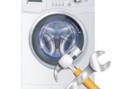 Լվացքի մեքենայի վերանորոգում Lvacqi meqenayi veranororgum  24/7 ejan