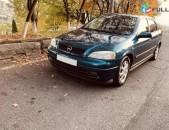 Opel Astra G 2001 1.8L 125 dzi