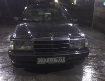 Mercedes-Benz 190 , 1991թ.