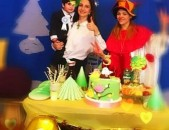 Ծննդյան տոների կազմակերպում/////Խաղավարներ ծաղրածուներ xaxavar taxratu