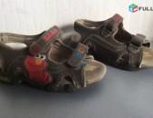 Sandal bnakan kashvitc USA