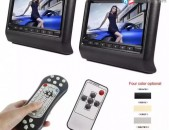 DVD MONITOR 9 дюймов Универсальный подголовник для автомобильного сидения dvd-пл