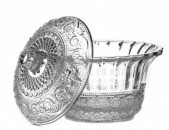 Զարդանախշերով ապակյա տարրա Konya