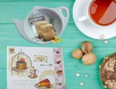 Նվեր-հավաքածու Ամանիկներ թեյի պարկի համար (4 հատ)