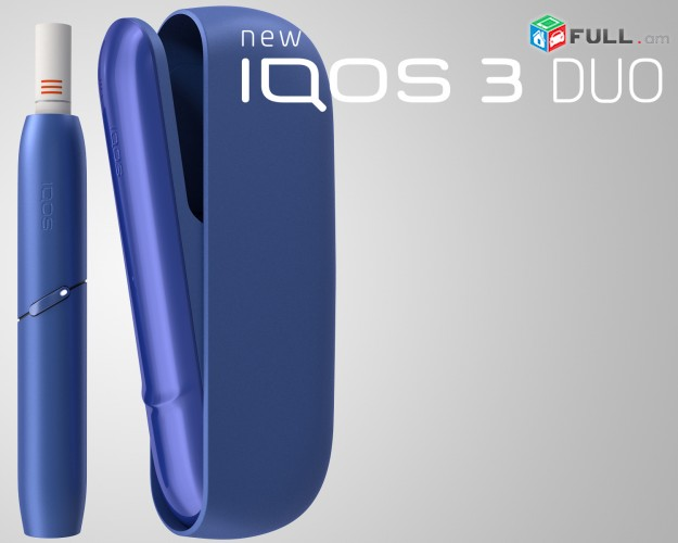 IQOS 3 duo bundle (18 +) IQOS 3 duo փաթեթ (18 +)