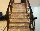 Աստիճաններ,պատուհանագոգեր,ստոլեչնիցաներ տրավերտինից