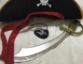 Glxark tsovaheni, nor, pirat, пират