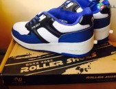 Botasner roliknerov, Roller shoes