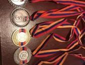 Mrcanakner, nor, medalner, sportadzeveri tarber