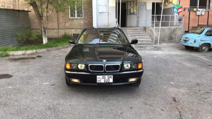 BMW -    L7 , 1997թ.