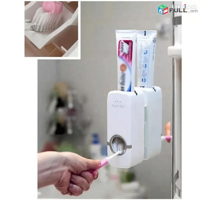 Atami macuki dispanser, Ատամի մածուկի դիսպանսեր, կախիչ, диспансер зубной пасты