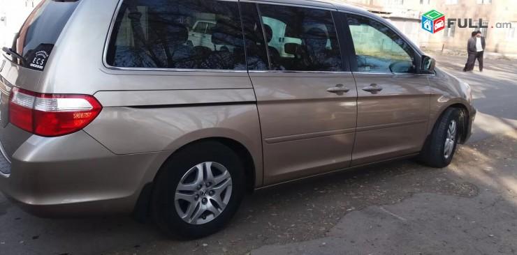 Honda Odyssey, 2006 թ.