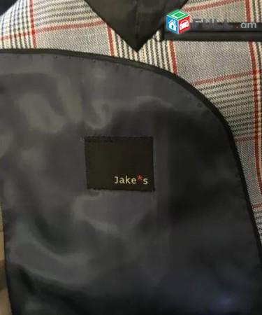 Jakes germanakan firmayi pidjak 48 size