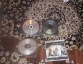 4 hat CD, 1 hat DVD artasahmanyan erger, klipner