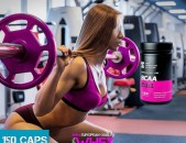 BCAA 2:1:1 - 150 caps for Girls
