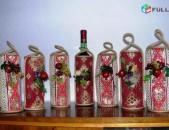 Հայկականը նախընտրողների համար`գինու շշեր և անձեռոցիկի տուփեր ամանորին ու սբ. Զատ