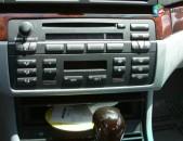 AUX BMW e46-i magi AUX miacum 2002-ic barcr tveri