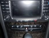 W211 mercedes japan comand DVD