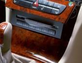 W211 ev w219 cls mercedes mp3 chenger 6 disc 2002-2009 tveri hamar