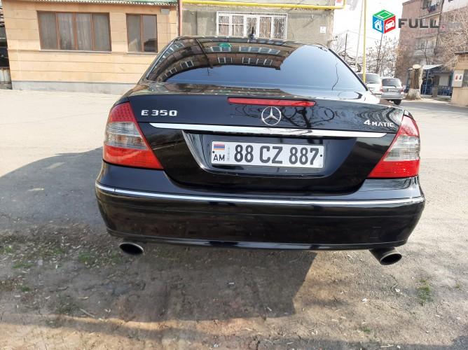 Mercedes-Benz -     E 350 , 2007թ.