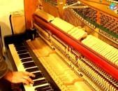 Настройка, ремонт, перевозка пианино и роялей