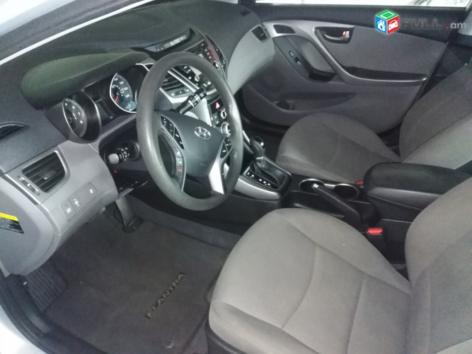 Hyundai Elantra , 2015թ.