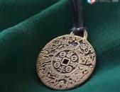 Money amulet, poxaber amulet, koreyskaya moneta