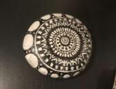 Nkarazard qar, decor, hand made